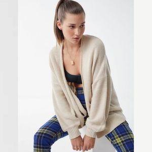 URBAN OUTFITTERS | Colie Open Front cardigan